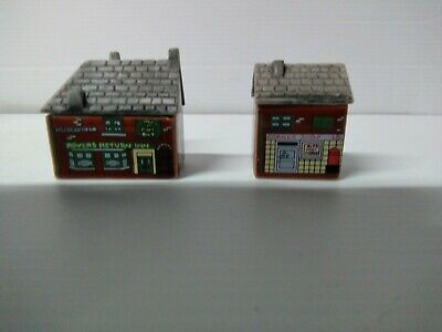 Wade Miniatures Coronation Street Corner Shop Rovers Return • 7.50£
