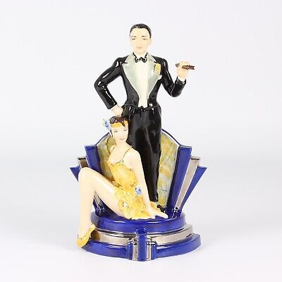 Kevin Francis Figurine The Ritzy Duet • 115£
