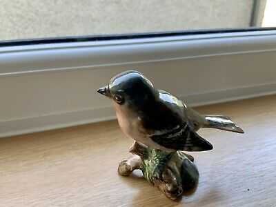 Lovely Vintage Beswick England Chaffinch Bird 991 Excellent Condition. • 10£