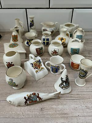 % Job Lot Goss & Crested China Assorted % • 6.05£