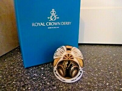 Royal Crown Derby Collectors Guild Paperweight Bumblebee 2015 • 41£