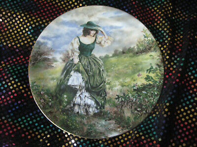 Royal Doulton Plate Buttercup 1989 By Neil Faulkner • 10£