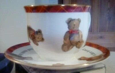Vintage St Michael Cup And Saucer Set. Excellent Condition. Marks And Spencer • 15£