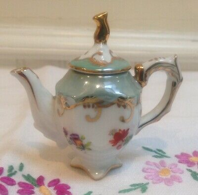 Miniature Teapot By Past Times • 8.50£