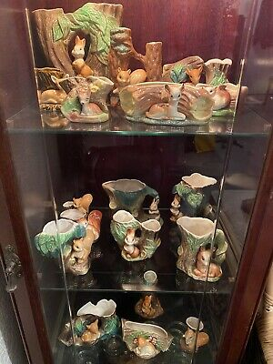 Hornsea And Eastgate Fauna Pottery Collection • 61£