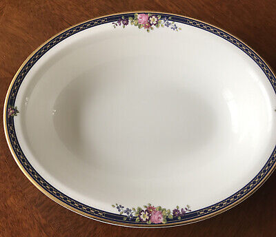 Royal Doulton CENTENNIAL ROSE Oval Serving Dish 27 X 21cm. Lovely Condition. • 7£