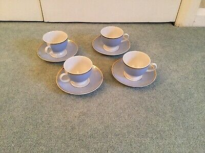 4 Doulton Tea Cups And Saucers • 10£
