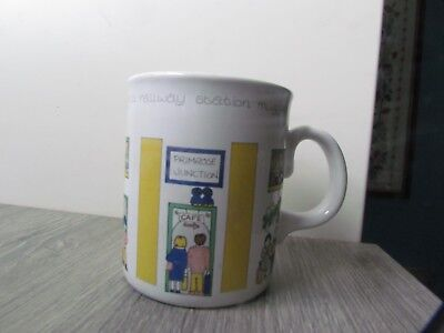 Wade 'A Railway Station Mug' -An English Life Series • 6.50£