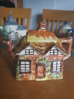 Ye Olde Cottage Teapot Made In England • 15£