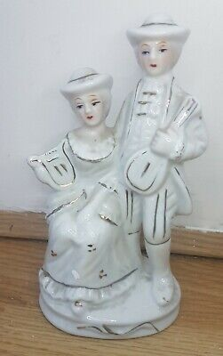 Man And Woman Musician Ornament • 8£