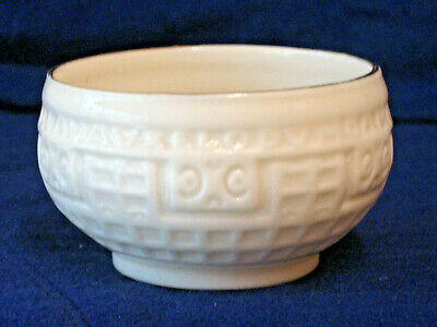 Goss Crested China Froxfield Drinking Bowl - Cowes • 5£