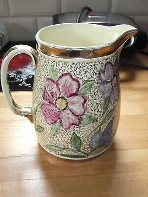 Collectable Portland Potteries Cobridge Decretive Jug • 3.50£