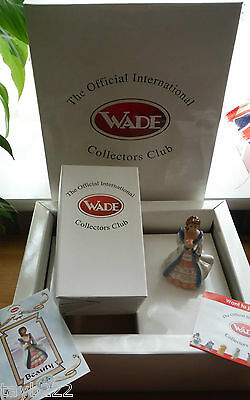 Vintage Wade, Membership Piece 2003, Beauty (and The Beast) + Boxes And Badge,  • 27.50£