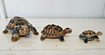 Collection 3 Tortoises By Wade GR110 • 4.95£