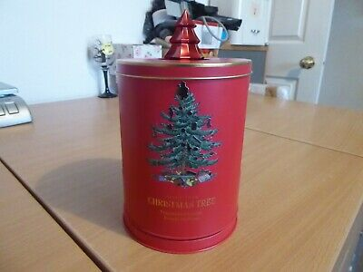 BNWT Collectors Spode Christmas Tree Musical Candle • 10£