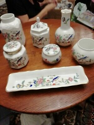 7 Pieces Of Aynsley Pembroke Bone China A1 Condition • 19.99£