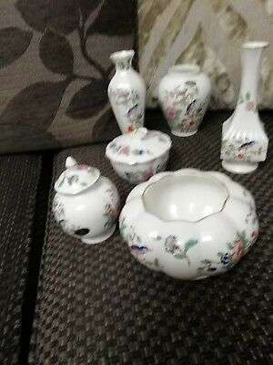 6 Pieces Of Aynsley Pembroke Bone China A1 Condition • 17.99£