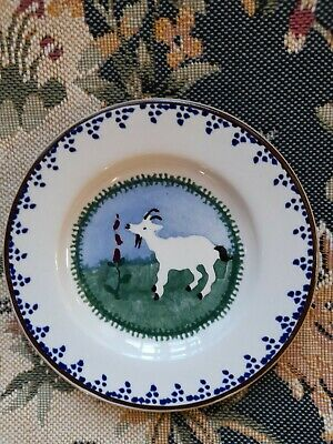 Nicholas Mosse `Assorted Animals` Small Side Plate - 5  Dia - New - Never Used  • 0.99£
