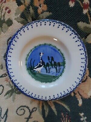 Nicholas Mosse `Assorted Animals` Small Side Plate - 5  Dia - New - Never Used - • 1.75£