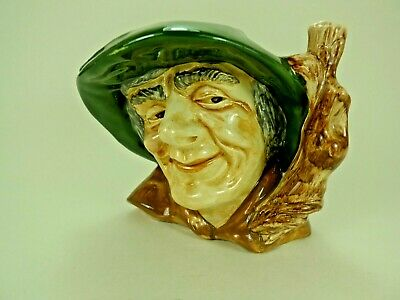 Old Court Ware The Poacher Character Toby Jug  • 4.99£