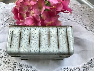 Discontinued Denby 'Studio' Butter Dish • 8£