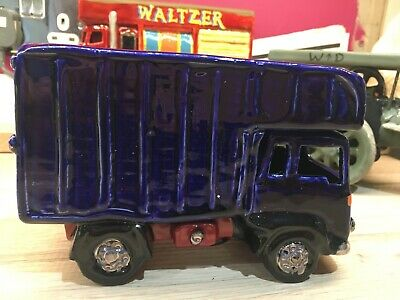 Vintage Pottery Bedford TK Horsebox By Vintage Pottery Collections Very Rare,   • 55£