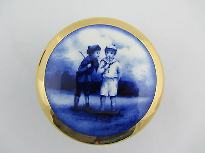 Lord Nelson Ware Two Boys Large Pill Box  • 19.99£