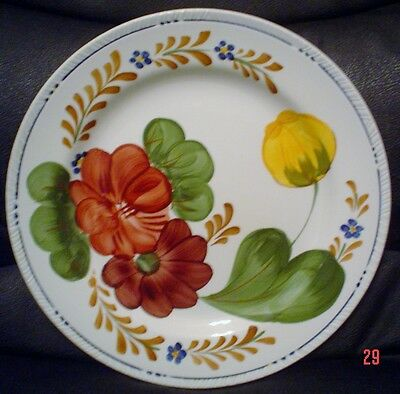 Stunning Woods And Sons BELLE FIORI Dinner Plate • 19.99£