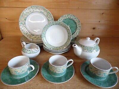 BHS Valencia Replacement Tableware - Multibuy Discounts • 7.95£