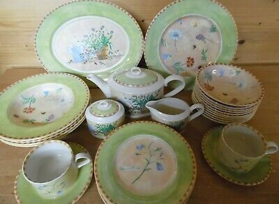 Royal Stafford Gardener's Journal - Plates,Bowls,Cups & Saucers - Please Choose • 19.95£