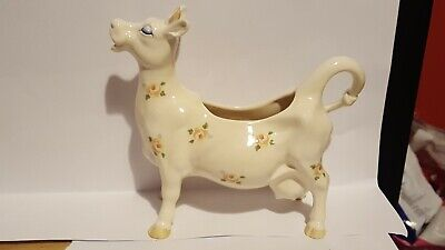 Beswick  Daisy Cow  Comical Cow Creamer,posy Holder In Perfect Condition • 20£