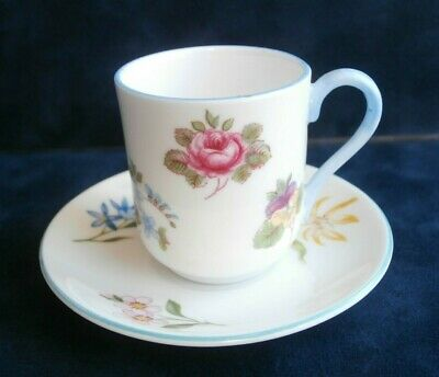 Vintage Shelley China Miniature Cup & Saucer  • 49.99£