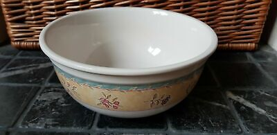 British Home Stores Bhs Festival Large Open Serving Bowl • 10£