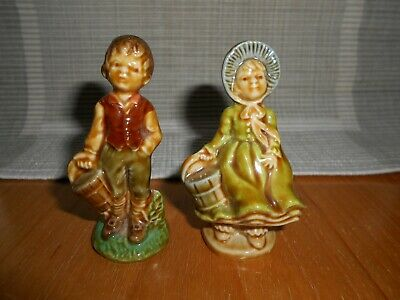 Wade Whimsies - Jack And Jill Figures / Figurines  • 7.99£