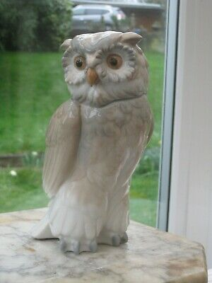 Large Owl Figure Nao By Lladro  • 11.99£