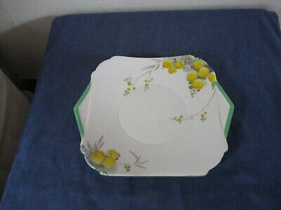 Vintage Shelley Acacia Bread And Butter Plate • 7.99£