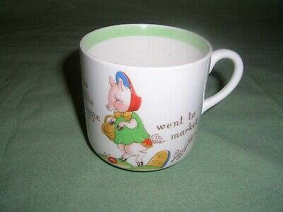 Midwinter  This Little Piggie  Peggy Gibbons Nursery Cup • 10£