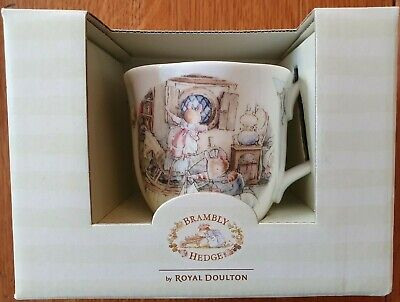 Royal Douton Bramley Hedge  Rigging The Boat  Cup • 31£