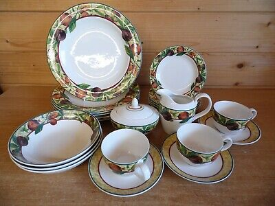 Royal Doulton Everyday Augustine TC.1196 Plates/Bowls/Cups/Saucers Please Choose • 6.95£