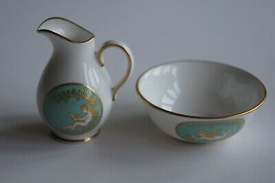 Lovely Miniature Spode Jug And Bowl • 5£