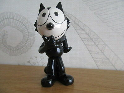 COLLECTABLE WADE FELIX THE CAT  PUZZLED  9cm TALL PERFECT • 11.50£