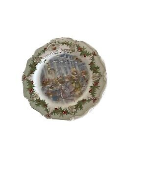 Brambly Hedge Candlelight Supper Plate By Royal Doulton • 8.80£