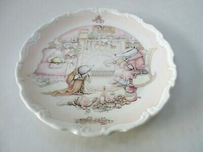 'badgers House' Royal Doulton Wind In The Willows Collectors Plate • 0.99£
