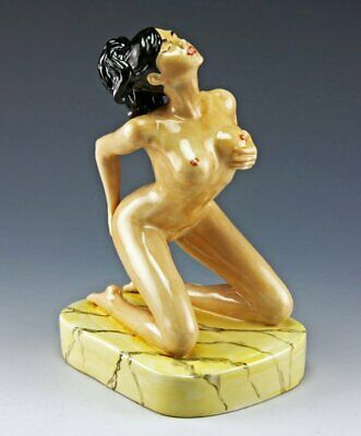Peggy Davies / Kevin Francis Lolita Erotic Figurine, Limited Edition 74/300 • 165£
