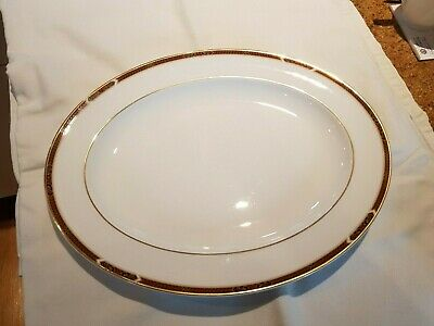 Marks & Spencer Connaught MEAT PLATE Royal Doulton • 20£