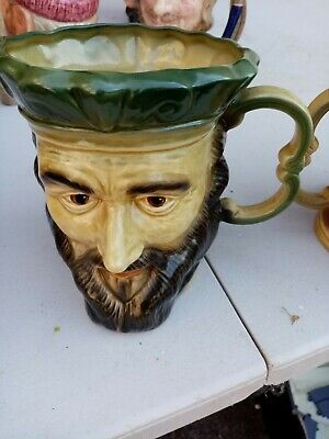 Character/toby Jug-kingston Pottery-king Henry 1st • 10£