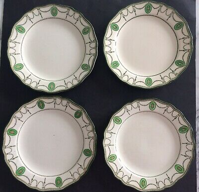 Job Lot Of 4 Royal Doulton Countess 7.25/7.5inch Side/Bread Plates See Descr. • 0.99£