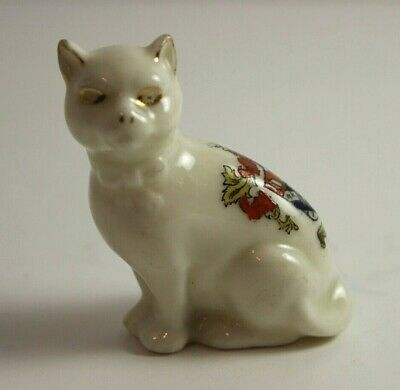 Arcadian Cat Crested Ware • 0.99£