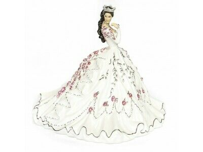 The English Ladies Gypsy Rose Brunette Doll Large Figurine New And Boxed   • 295£