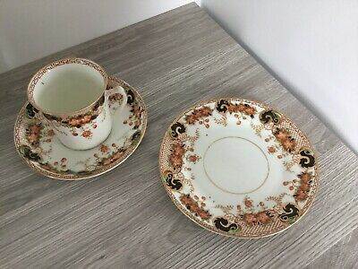 Sutherland Cup, Saucer And Plate • 5£